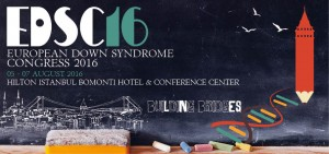European Down syndrome congress 2016 Istanbul
